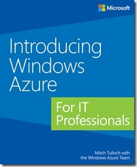 IntroducingWindowsAzureForITProfessionals