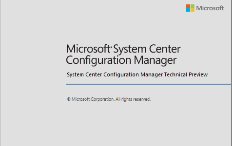 First Look At System Center Configuration Manager 2016 Technical Preview 2