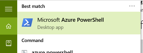 Oh Where, Oh Where, Did My Azure PowerShell Go?