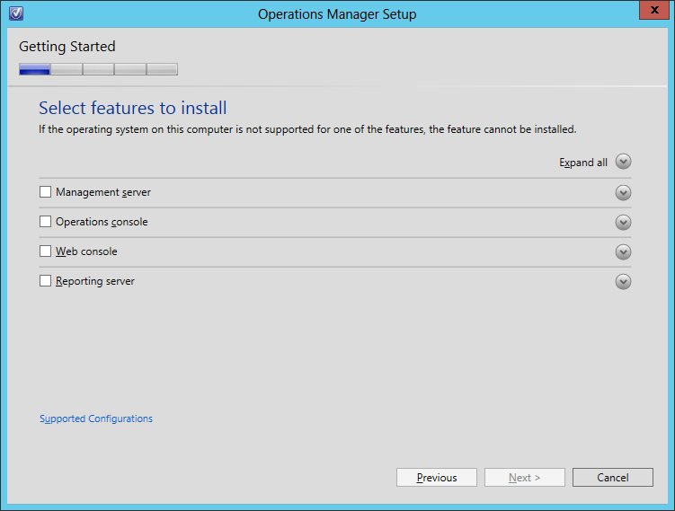 vmm-reporting-01 SCVMM 2012 SP1 in a LAB – Installation Guide (Install Reporting)