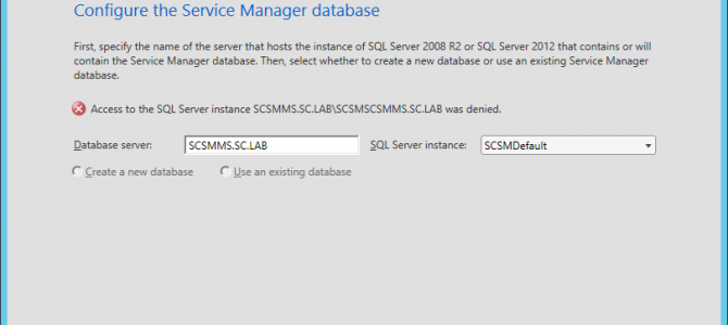 Service Manager Database Archives - AdinErmie com