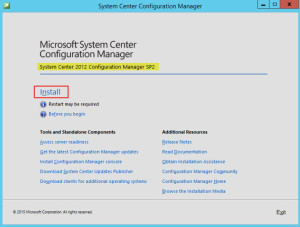 First Look At System Center Configuration Manager 2012 R2 Service Pack 1