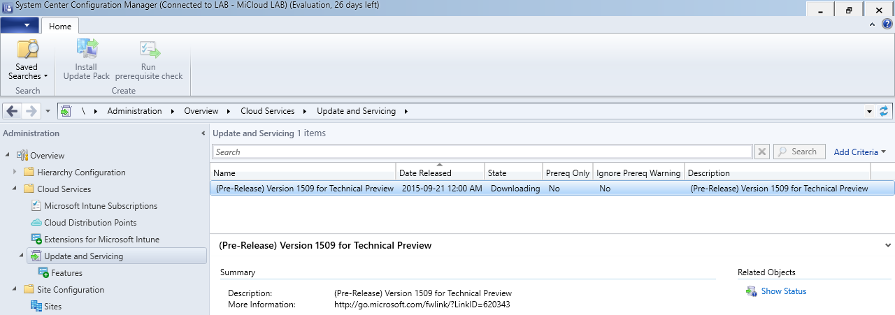 Deploying Office365 ProPlus with SCCM Fails to Detect