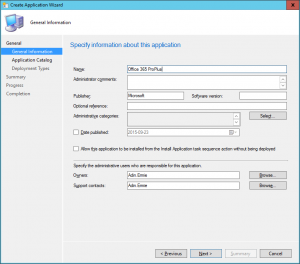 SCCM-Create-Application-Wizard-General-Information-1-300x264 SCCM - Create Application Wizard - General Information