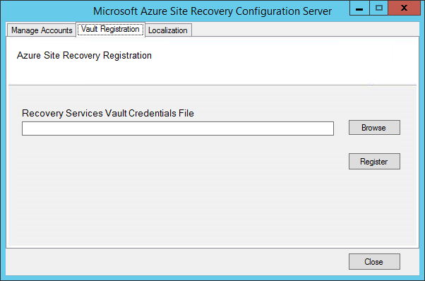 Azure-New-Site-Recovery-Vault Using Azure Site Recovery (ASR) to Migrate VMware VMs to Azure - Lessons Learned