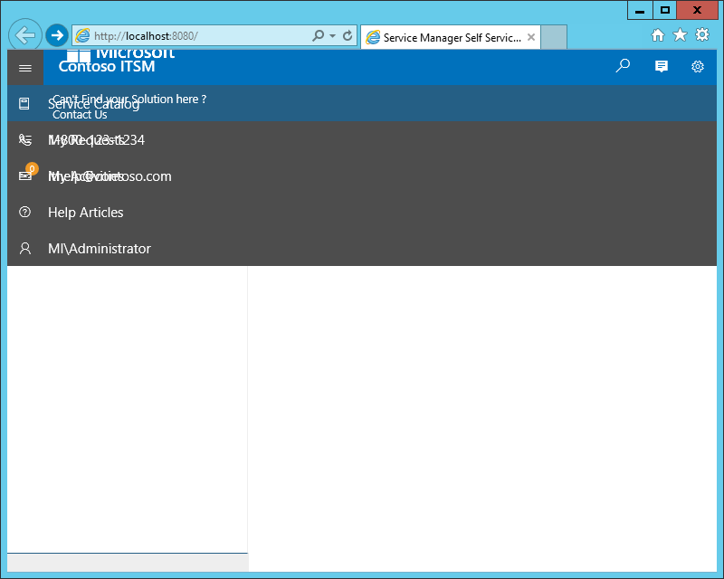 SCSM-UR8-Portal-MP-Already-Exists First Experiences With the NEW Service Manager (SCSM) HTML5 Portal!