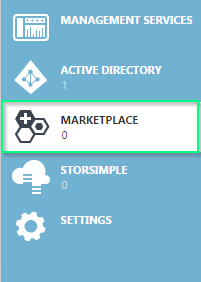 Mgmt Portal - Marketplace