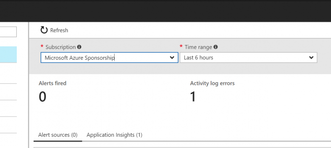Azure Monitoring Tools Explained – Part 8: Azure Monitor