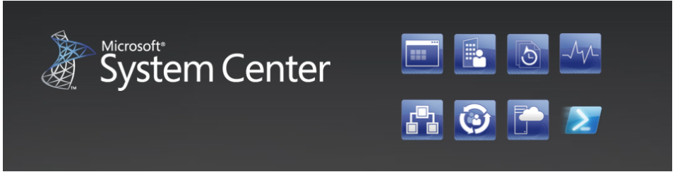System Center Logos Combined