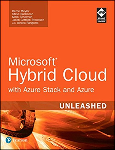 Book Review: Microsoft Hybrid Cloud Unleashed With Azure