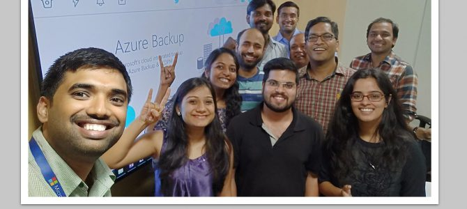 Azure Backup – Ask Me Anything – Session Summary