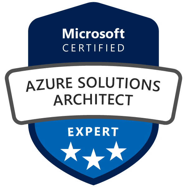Exam Resources - AZ-300/301/302 - Azure Solution Architect